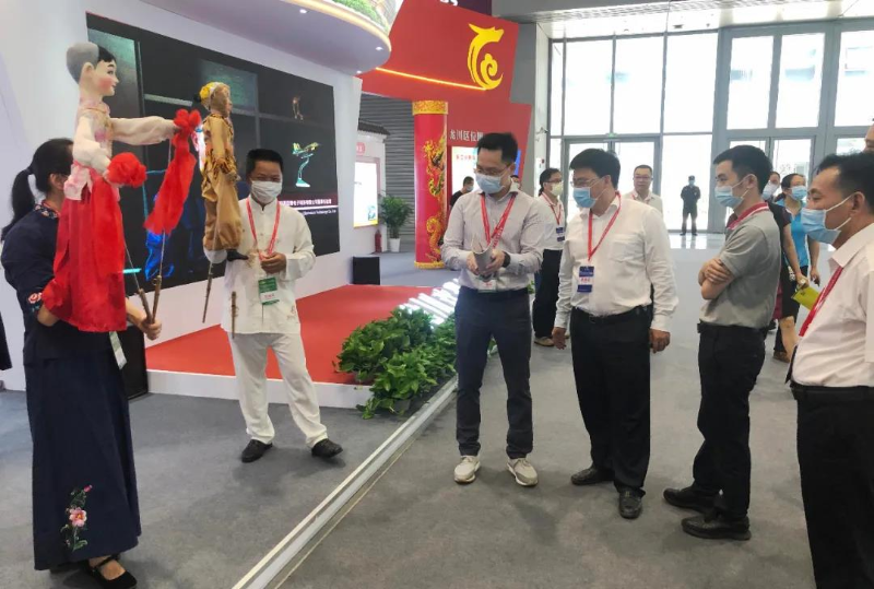 【融湾•有我】智能科技、土味特产......龙川22家企业在深圳宝博会组团圈粉.png